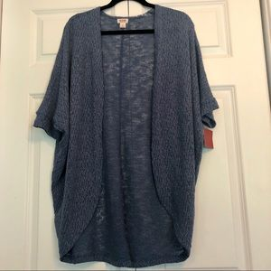 Mossimo Supply Co. Open Cardigan